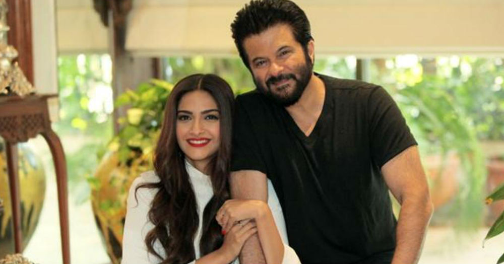 Sonam Kapoor Never Wanted A Hubby Like Dad Anil Kapoor - Here's Why!
