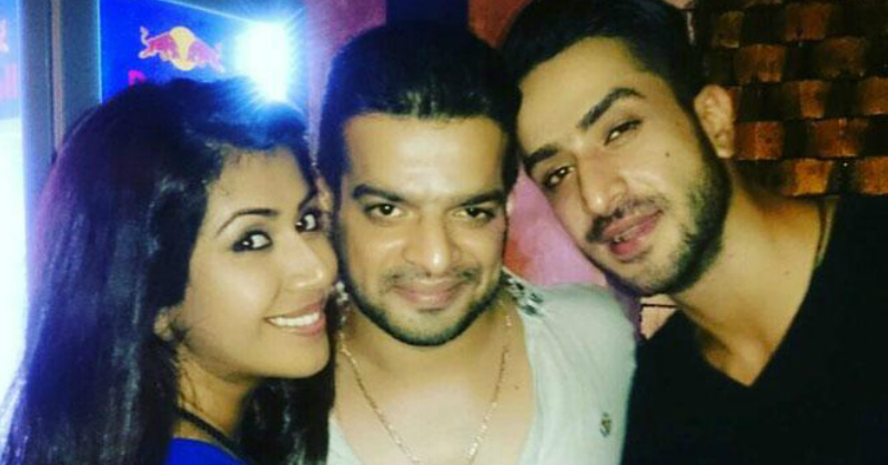 With A Cute Insta Post, 'Chachu' Aly Goni Confirms That Karan & Ankita Are Expecting A Baby!