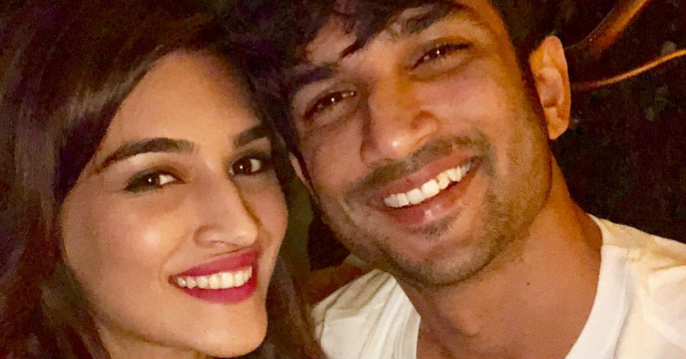OMG! Kriti Sanon & Sushant Singh Rajput Are Next In Line To Get Married!