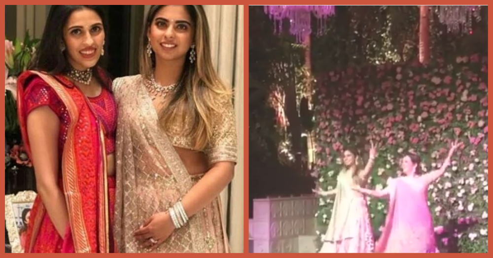 Nita Ambani's Dance Performance At Her Beti's Engagement Will Melt Your Heart!