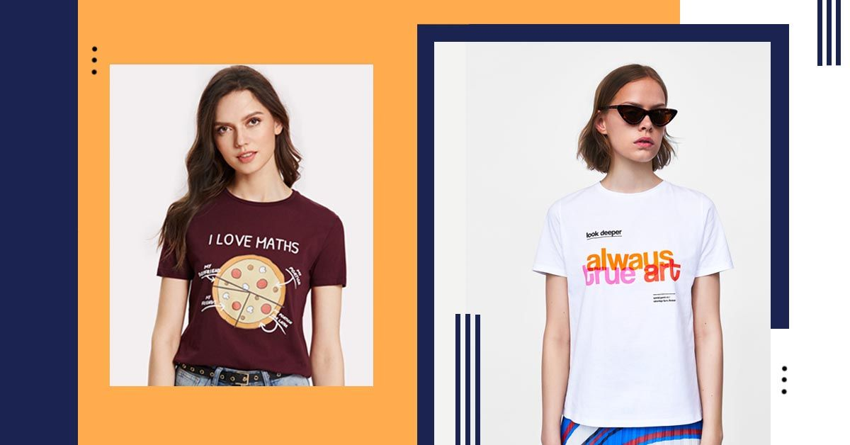 Dear Taurean Girl, Speak Your Mind With These Cool Slogan Tees!