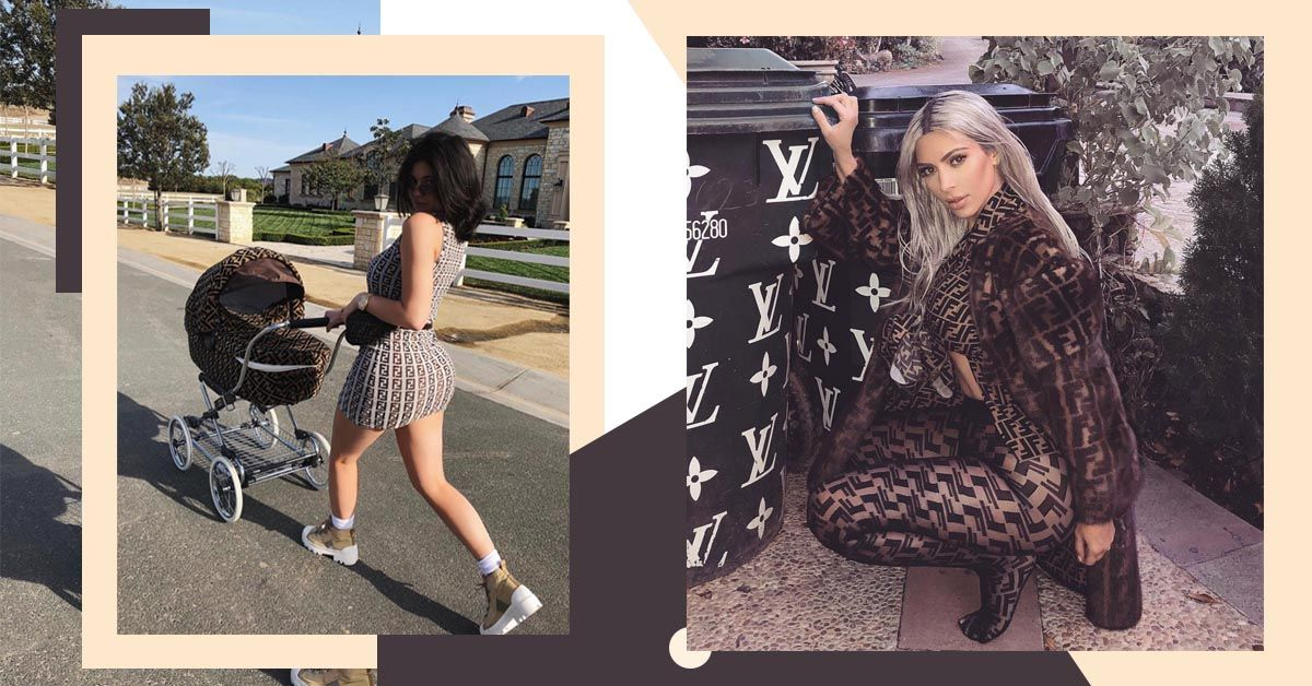 Kylie's Fendi Pram & Other Weird Things You Didn't Know You Could Buy Designer