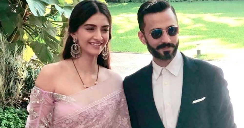 Sonam Kapoor Has Just Arrived In Cannes & She's Already Missing Her Hubby Dearest!