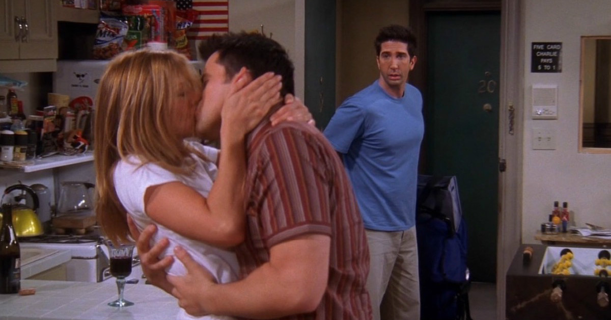10 Moments From 'Friends' That Made Us Cringe A Little