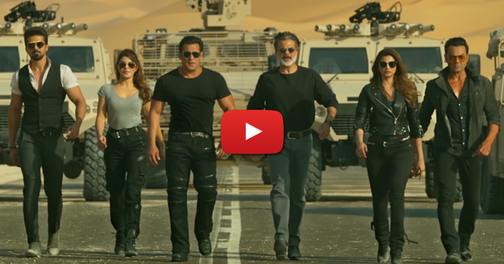 Swagat Nahi Karoge Salman Ka... Race 3's Trailer Is All About Bhai!