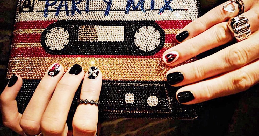 Blake Lively's Nail Game Is Sharper Than Deadpool's Wit!
