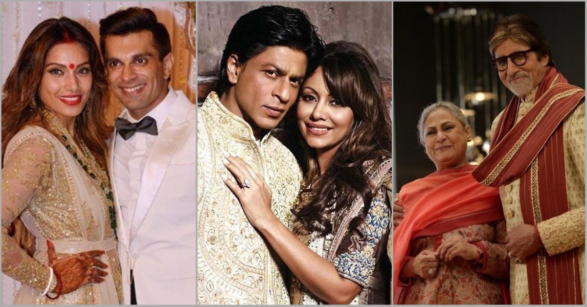 11 Bollywood Marriages That Are Still Going Strong... Despite All The Controversies!