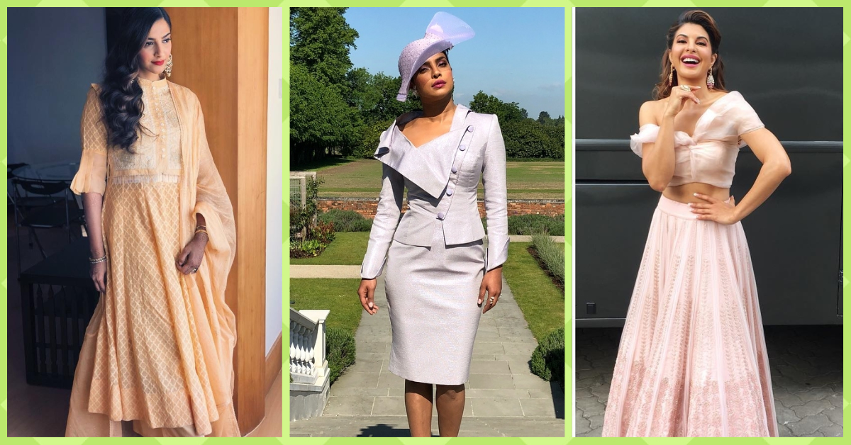 Priyanka Chopra Wasn't The Only Celeb Dressed Like A Royal This Weekend