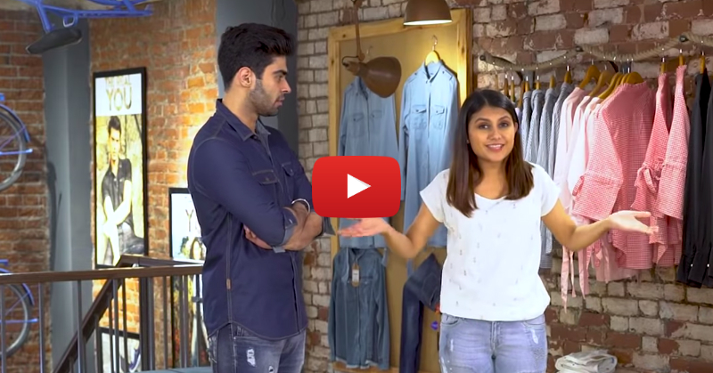 Cherry And Jayesh Take On A Fashion Challenge And Style Each Other Under Rs 5,000