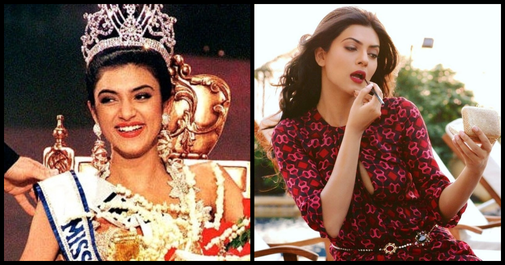 Sushmita Sen Is Celebrating 24 Years Of Becoming Miss Universe & We Can't Get Over Her!