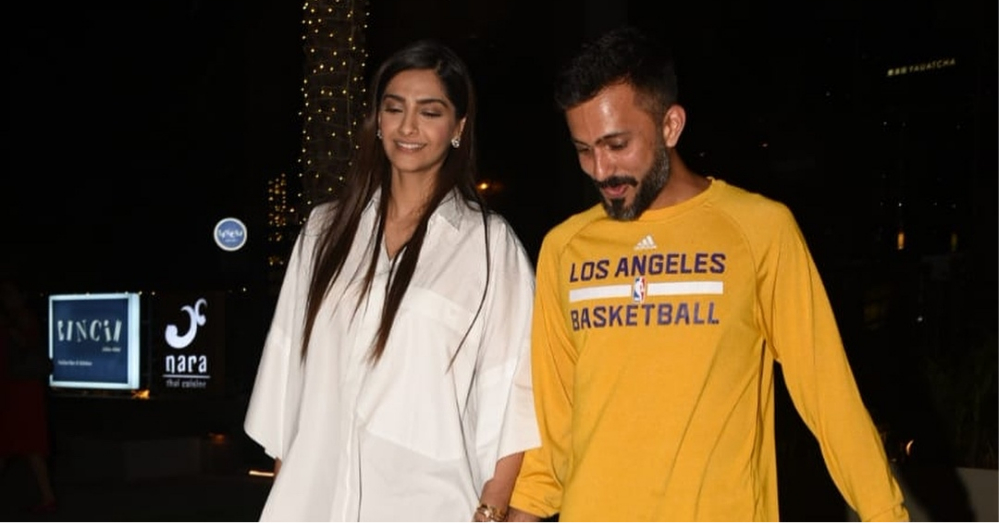 This Just In: We Know Where Sonam & Anand Are Headed For Their Honeymoon And It Is...