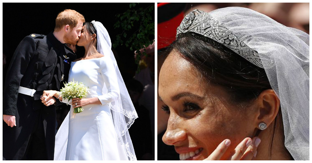 Meghan Markle's Nails Were Every Bit Royal... And We Loved Them!