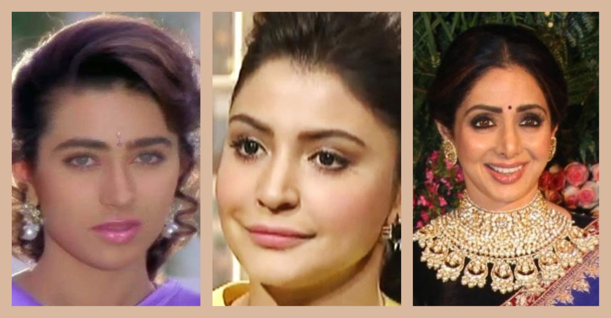 The Changing Face Of Beauty: 10 Bollywood Actresses Who Look Way Different Now!