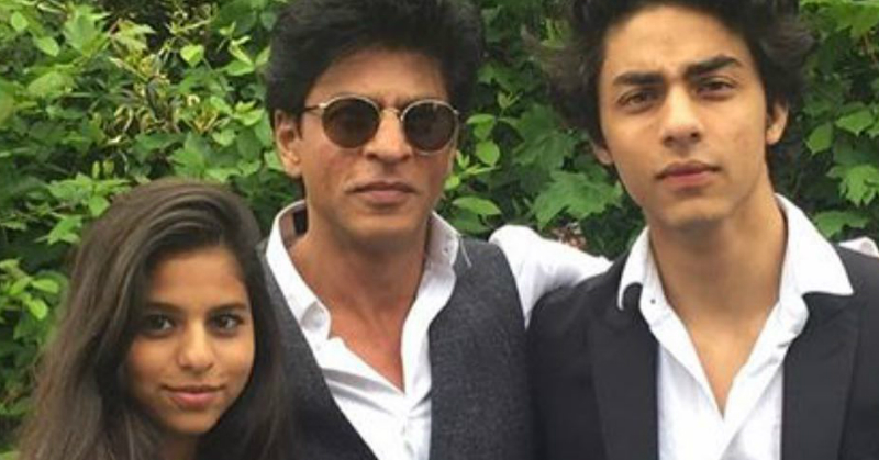 Shah Rukh Khan Wishes Suhana A Happy Birthday With A Cryptic Message
