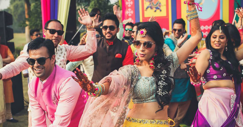 Pataka Or Demure: The Ultimate Song List For Every Kind Of Bride Out There!