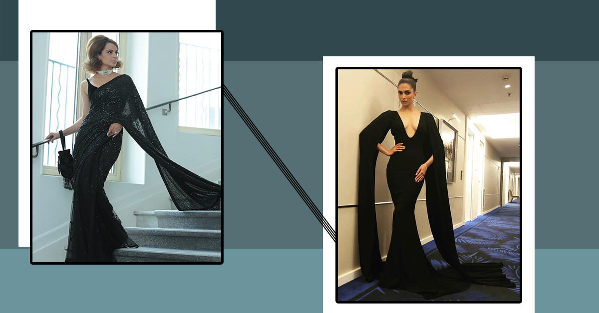 Move Over Morticia Adams... Bollywood Beauties Show Us How To Nail The 'All Black Everything' Look!
