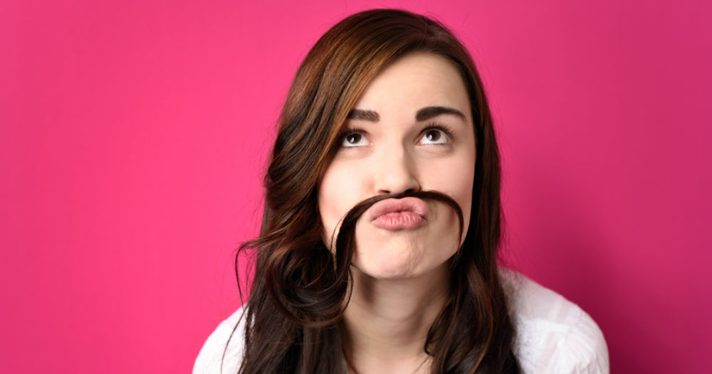 Say No To Fuzz: Here's What You Can Do To Remove Facial Hair At Home!