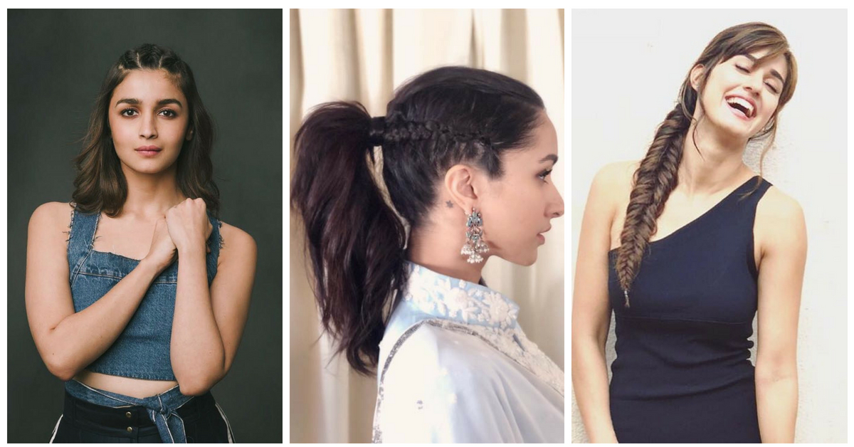 Beat The Heat Looking Uber Chic In These Easy Summer Hairstyles!
