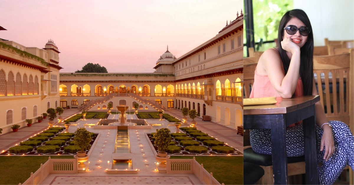 Our Beauty Editor Planned Her Jaipur Wedding In Less Than A Month... All By Herself!