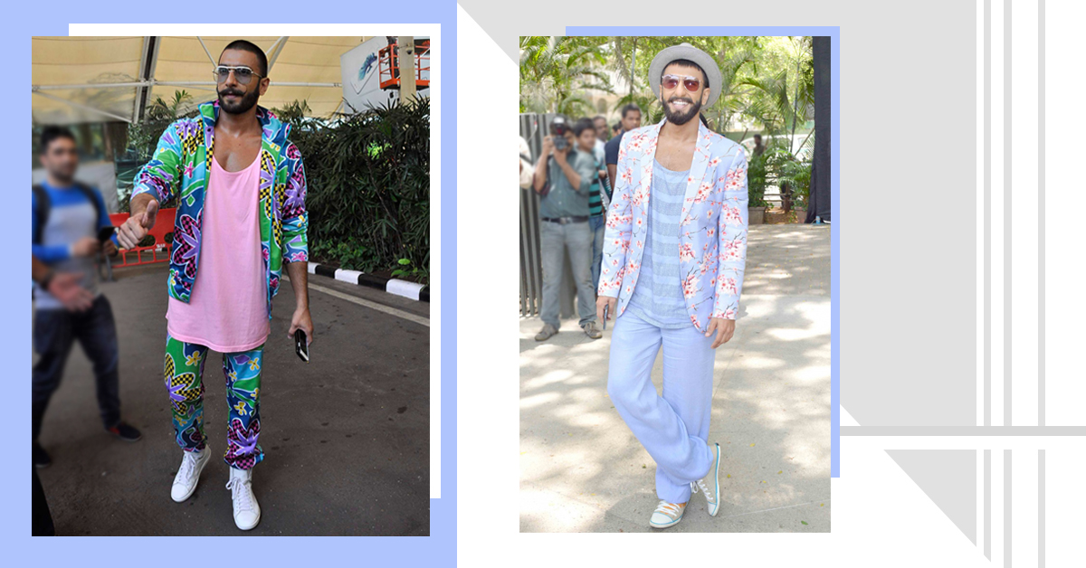 30 Reasons Ranveer Singh Is The Boyfriend We Want To Borrow Clothes From