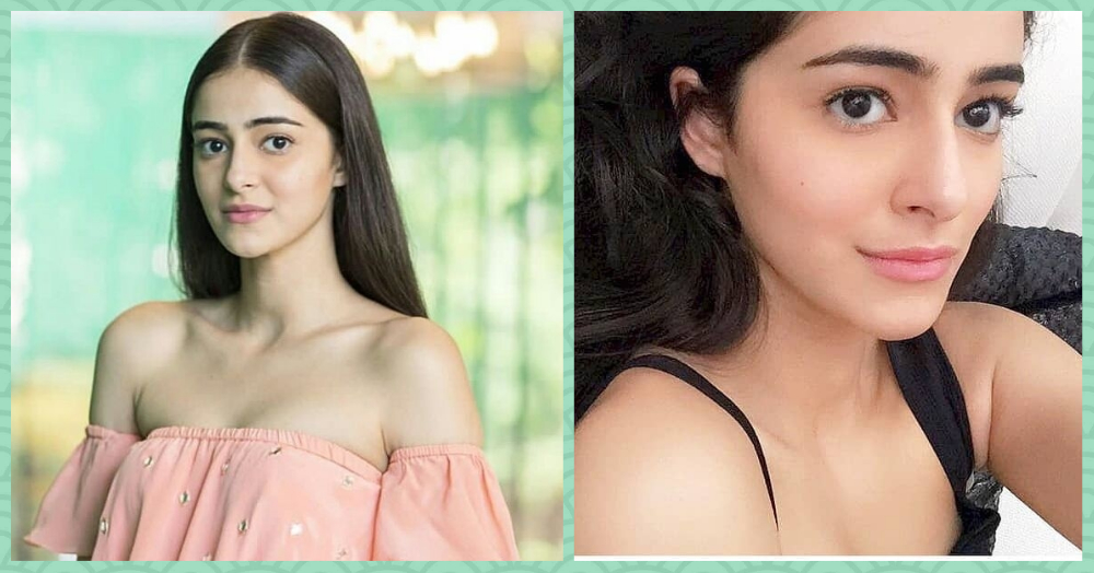 7 Times Ananya Pandey's Fresh Face Makeup Gave Us Major Beauty Goals