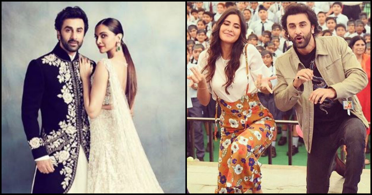 All The Girls That Ranbir Kapoor Has Dated In The Past (Including His Lady-Love's BFF)