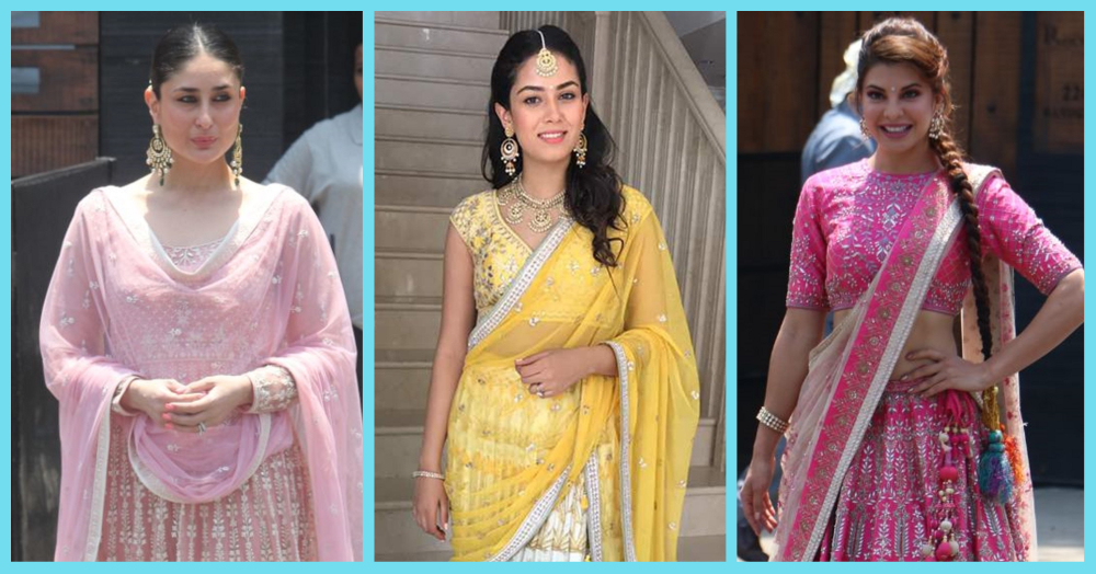 8 Times Bollywood Wore Anita Dongre To Weddings!