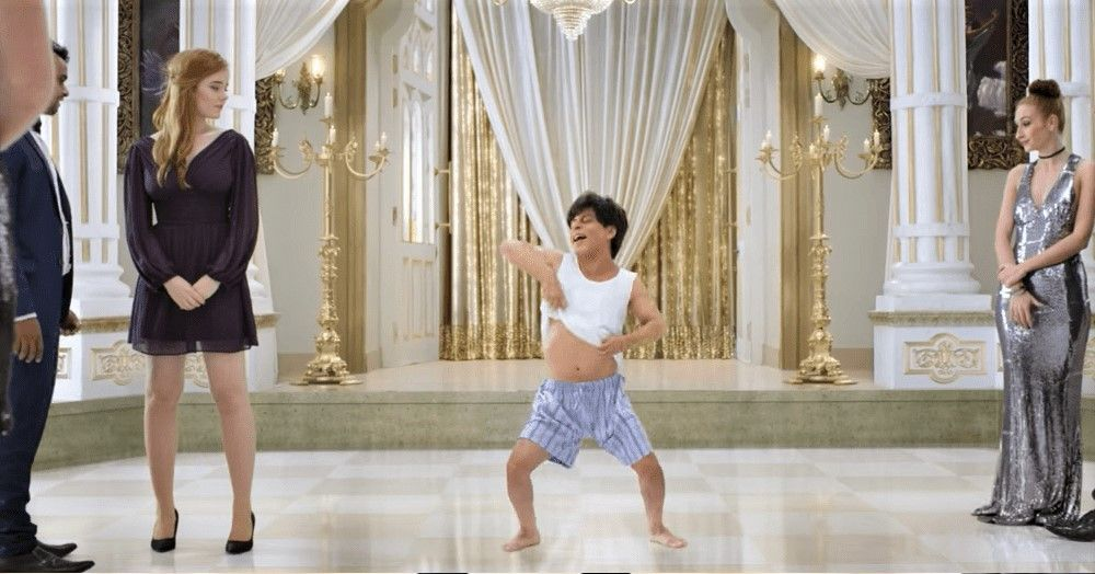This BTS Video Of Shah Rukh Khan From The Sets Of Zero Shows Why Acting Is Not A Piece Of Cake!