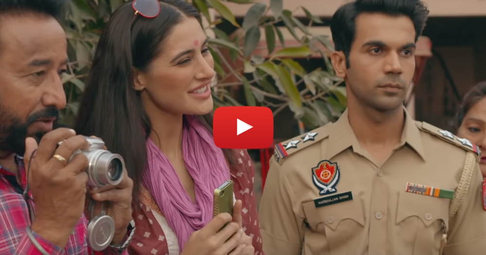 Nargis Fakhri & Rajkummar Rao's New Movie Trailer Will Make You Cringe At Its *Desi-ness*