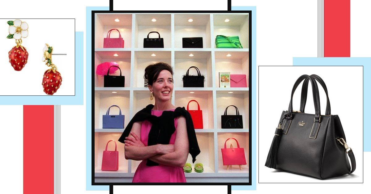 Everything Kate Spade We're Splurging On In Loving Memory Of The Fashion Icon!