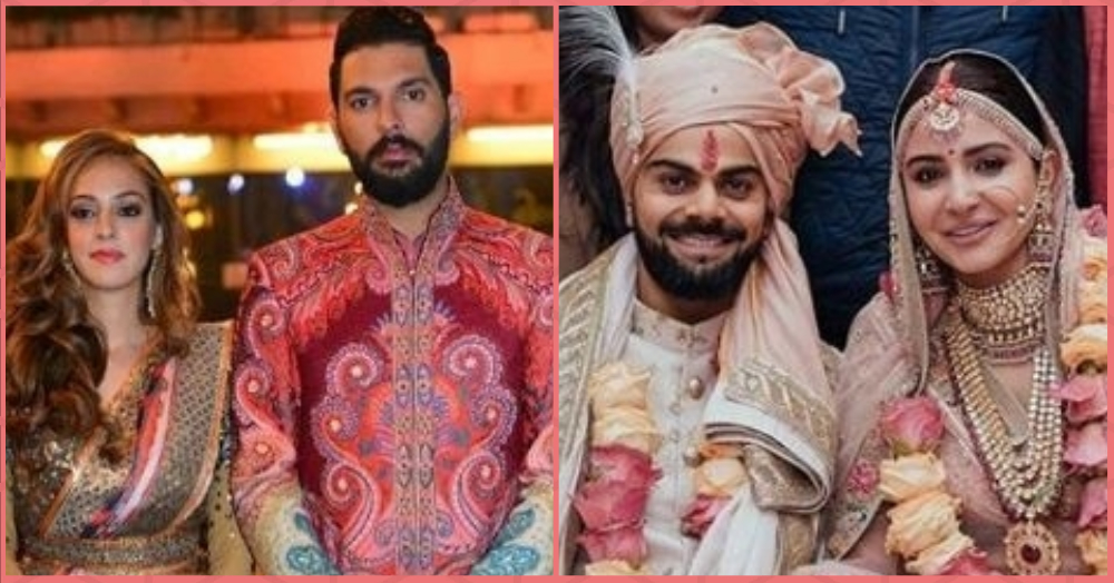 14 Times Indian Cricketers Went Looking For Love In Bollywood!
