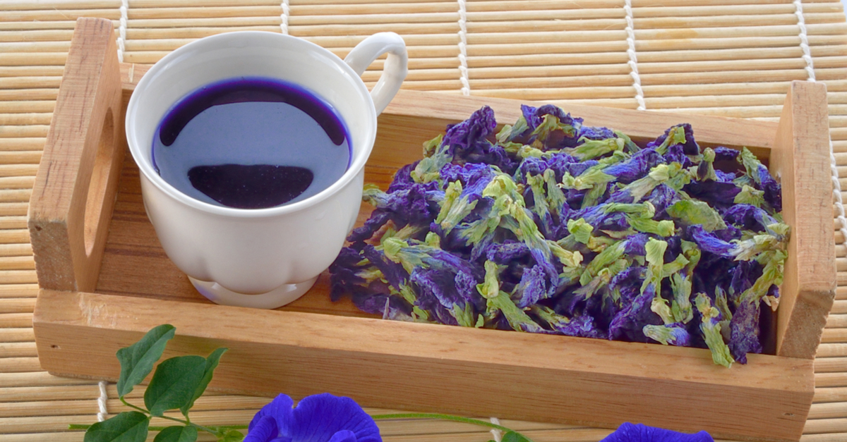 Blue Tea Is The Only Tea You Need In Your Life Right Now And Here's Why