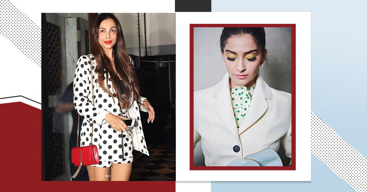 Pop It, Lock It & Polka Dot It: Bollywood Can't Seem To Get Enough Of This Dotted Obsession!