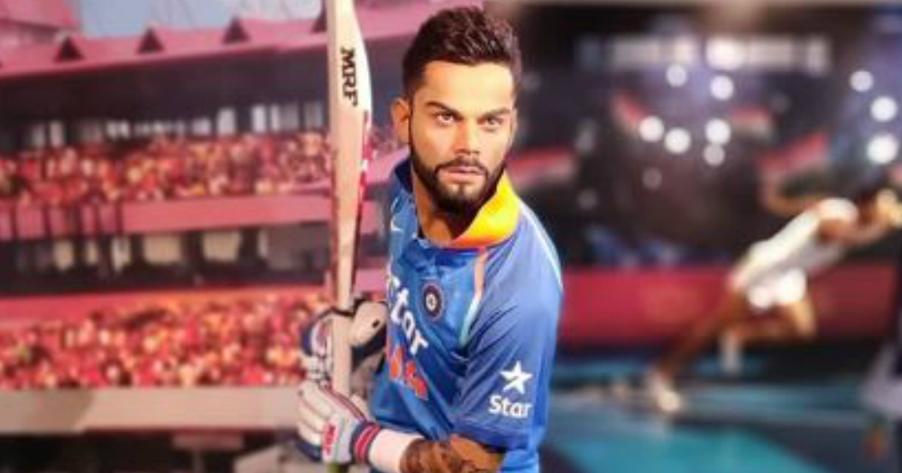 Here's Why Virat Kohli's Wax Statue At Delhi's Madame Tussauds Was Taken Away In A Day