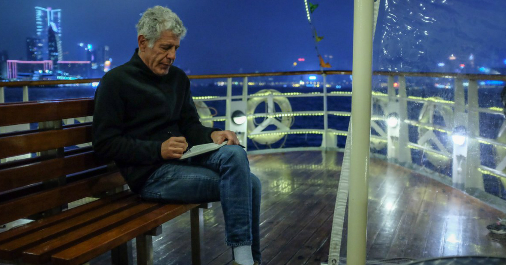Celebrity Chef Anthony Bourdain Found Dead In France  And We're Devastated