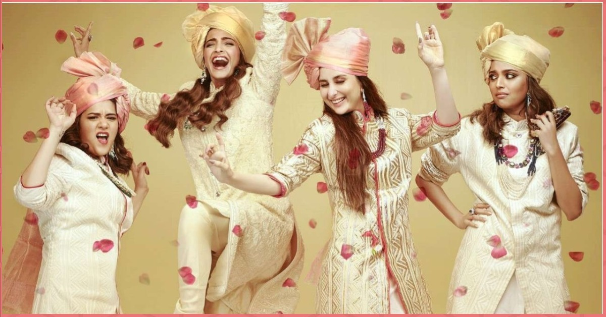 15 Epic Songs For Every Girl Squad To Dance On At Their Veere's Wedding!