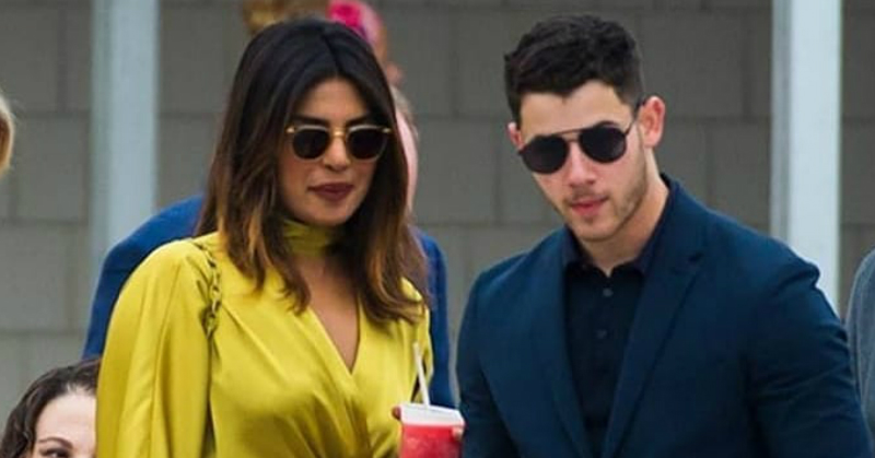 This Just In: Priyanka Chopra & Nick Jonas Attend His Cousin's Wedding As A Couple!