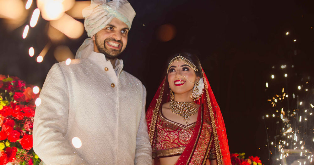 This Couple Got Married At Their Ancestral Home, Just Like Sonam!