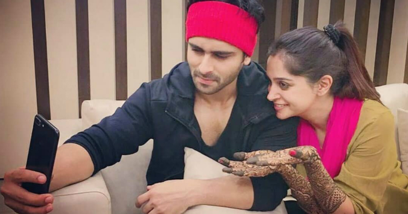 Newlyweds Dipika & Shoaib Are All Set To Bring In Their First Eid After Marriage!