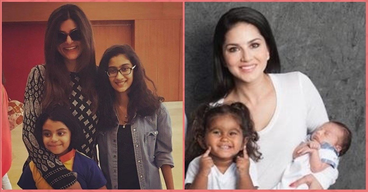 9 Bollywood Celebs Who Adopted Children And Serve As An Inspiration To All Of Us!