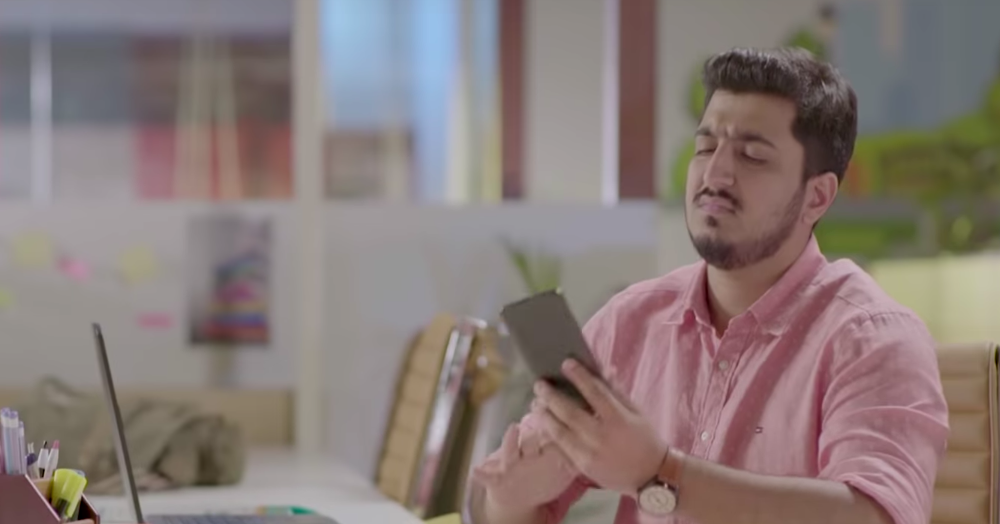You Will Definitely Relate To This Video If You Have A Technologically Challenged Friend