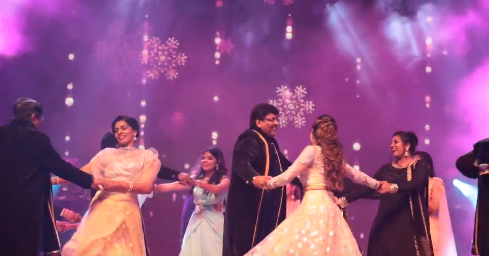These Father & Daughter Jodis Danced On Laadki At The Sangeet & It's Making Us Emotional!