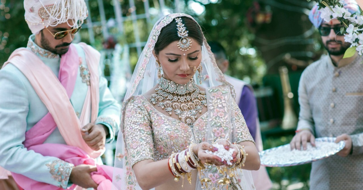 Exclusive: The First Pictures From Rubina & Abhinav's Shimla Wedding!