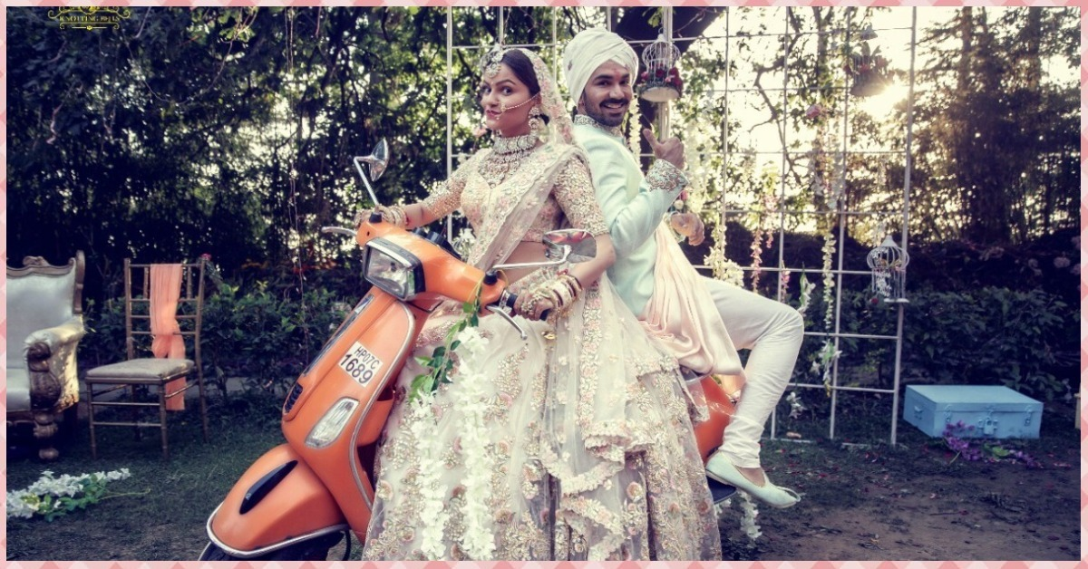 The Love Story Of Rubina Dilaik & Abhinav Shukla Started With A Facebook Comment!