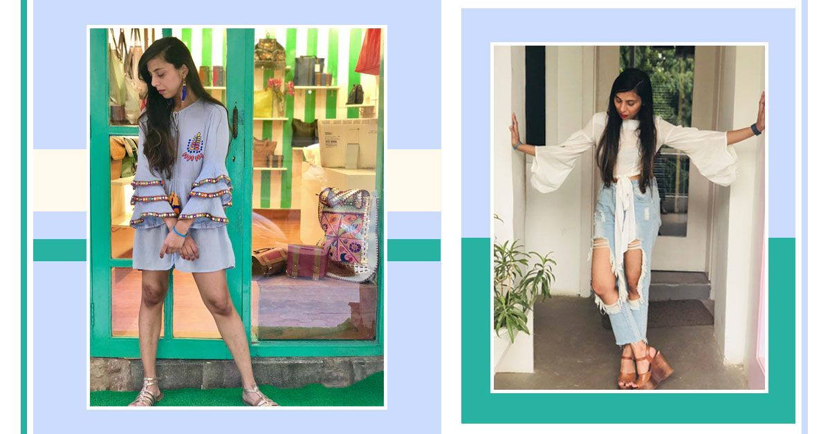 My Seven Day Journey Into Dressing (& Acting) Like A Fashion Influencer!