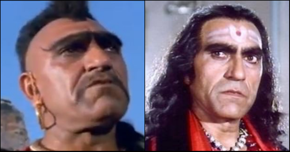 10 Dangerous Looks Only Bollywood's Fave Villain Amrish Puri Could Have Pulled Off!