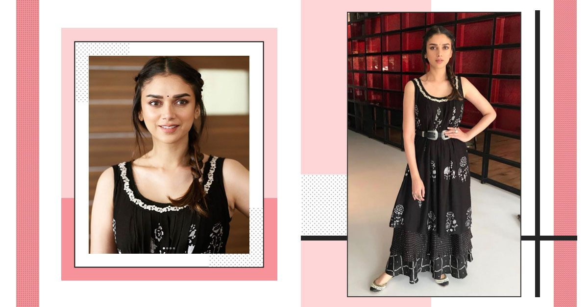 Call Masterji & Ask Him To Stitch Aditi Rao Hydari's New Desi Look For You Stat!
