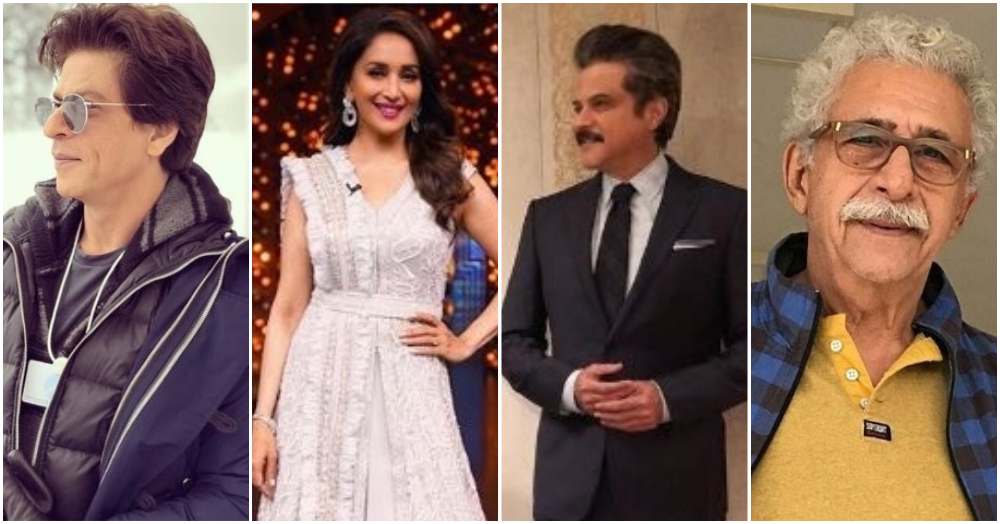 SRK, Madhuri & Anil Kapoor Have Been Invited To Join The Oscars Jury And We're So Proud