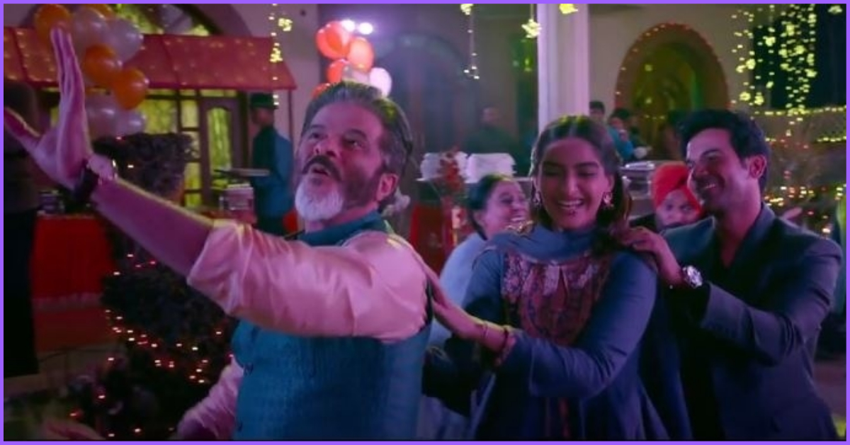 Sonam & Anil Kapoor Come Together For The First Time In 'Ek Ladki Ko Dekha Toh Aisa Laga'