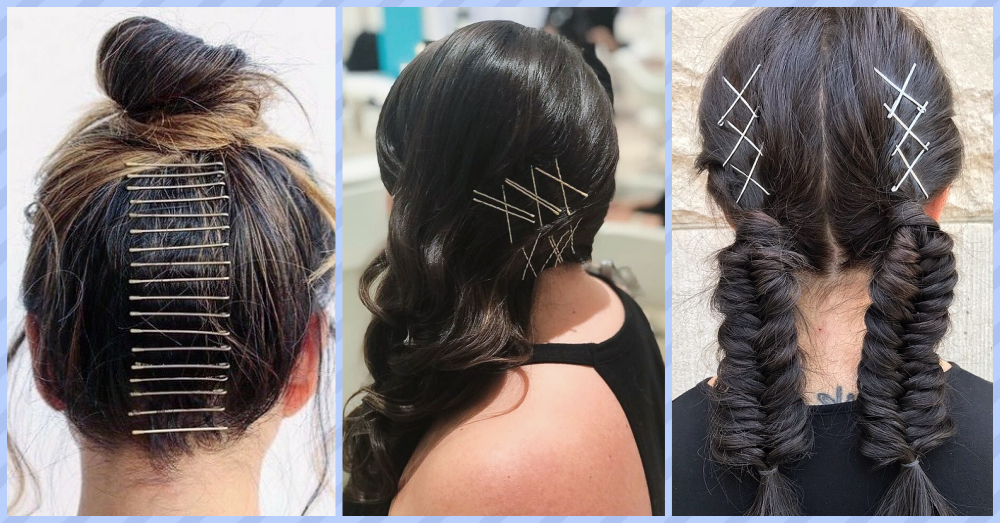Put A Pin On It: 9 Bobby Pin Hairstyles You Should Try At Least *Once* In Your Life